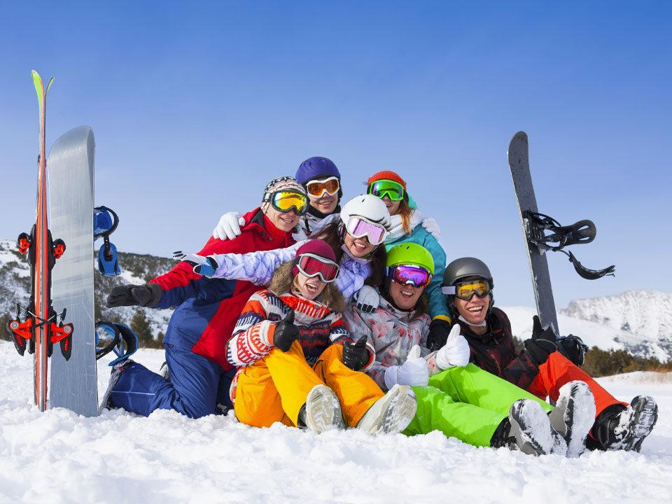Le Ski du Nord au Sud 1