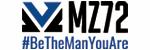 MZ72 #BeTheManYouAre