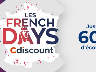Cdiscount - French Days 1
