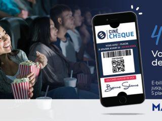 CinéChèque - J'aime mon Cinéma 1