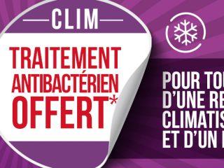 Euromaster - Traitement anti-bactérien offert