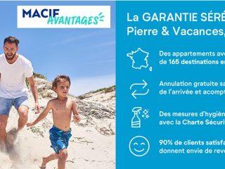 Pierre et Vacances - Vacances d'été : Annulation gratuite – Jusqu'à -25% sur votre séjour