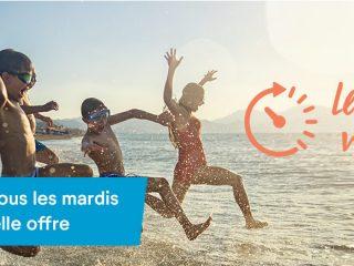 Pierre & Vacances - promotion permanente - Les prêts à voyager
