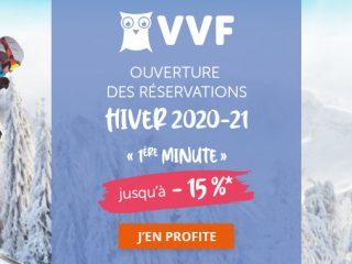 VVF - 1ère minute hiver : Jusqu'à -15%