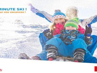 La Ski du Nord au Sud - Premières minutes ski : Jusqu'à -10%