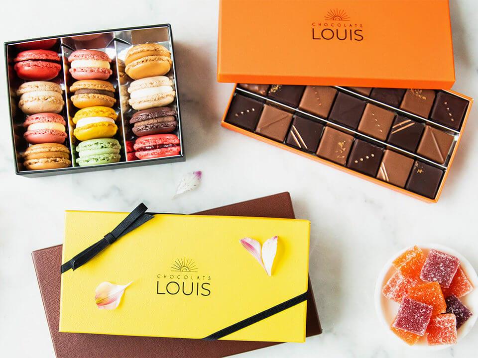 Chocolats LOUIS 3