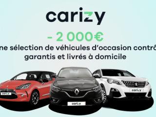 Carizy - - 2000€ sur une sélection de véhicules