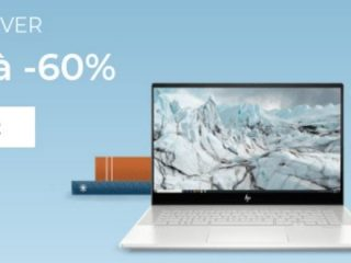 HP - Soldes d'hiver : Jusqu'à -60%
