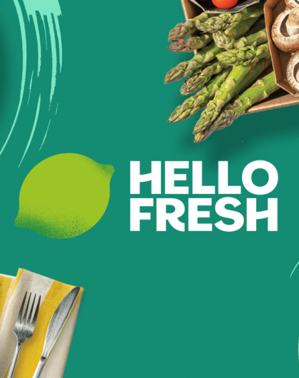 Vente flash HelloFresh 1