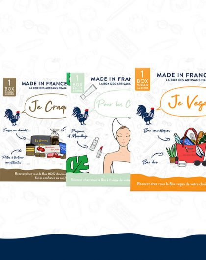 Vente flash Made In France Box