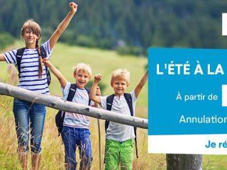 Pierre et Vacances - Vacances d'été à la montagne : à partir de 264€, annulation sans frais !