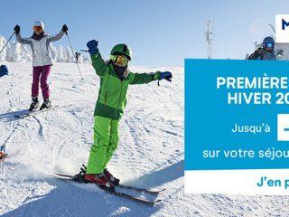 Pierre et Vacances - Premières minutes hiver 2021/2022 : jusqu'à -30% !