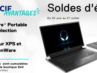 Dell - Soldes d'été : Jusqu'à -35%