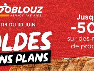 Motoblouz - Soldes & Bons plans : jusqu'à -50%